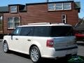 Ford Flex Limited AWD White Platinum photo #3