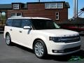 Ford Flex Limited AWD White Platinum photo #7