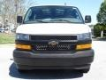 Chevrolet Express 2500 Cargo Extended WT Summit White photo #4