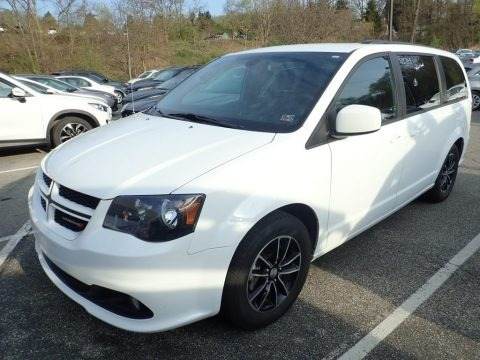 White Knuckle 2019 Dodge Grand Caravan GT