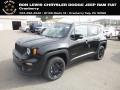 Jeep Renegade Latitude 4x4 Black photo #1
