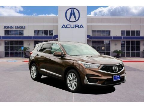 Canyon Bronze Metallic 2019 Acura RDX FWD
