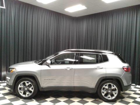 Billet Silver Metallic 2019 Jeep Compass Limited