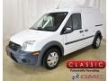 Ford Transit Connect XL Van Frozen White photo #1