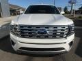 Ford Expedition Limited Max 4x4 White Platinum Metallic Tri-Coat photo #2