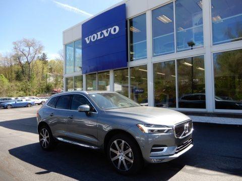 Osmium Grey Metallic 2019 Volvo XC60 T6 AWD Inscription