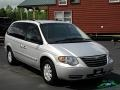 Chrysler Town & Country Touring Bright Silver Metallic photo #8