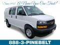 Chevrolet Express 2500 Cargo WT Summit White photo #1