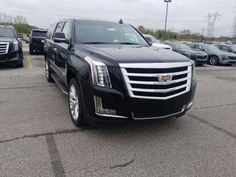 Black Raven 2019 Cadillac Escalade ESV Luxury 4WD