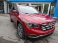 GMC Acadia SLT AWD Red Quartz Tintcoat photo #3