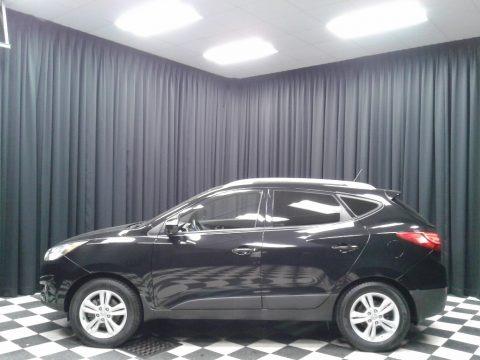 Ash Black 2013 Hyundai Tucson GLS AWD
