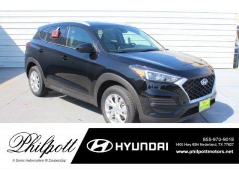 Black Noir Pearl 2019 Hyundai Tucson SEL