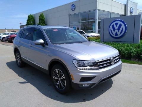 Pyrite Silver Metallic 2019 Volkswagen Tiguan SEL 4MOTION