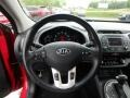 Kia Sportage EX AWD Signal Red photo #25
