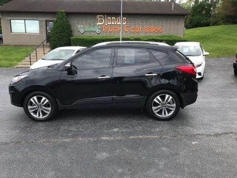 Ash Black 2015 Hyundai Tucson Limited AWD