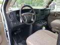 Chevrolet Express 2500 Cargo WT Summit White photo #7