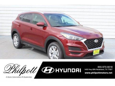 Gemstone Red 2019 Hyundai Tucson Value