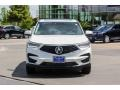 Acura RDX FWD Platinum White Pearl photo #2