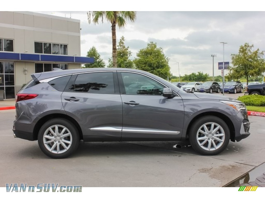 2020 RDX FWD - Modern Steel Metallic / Ebony photo #8