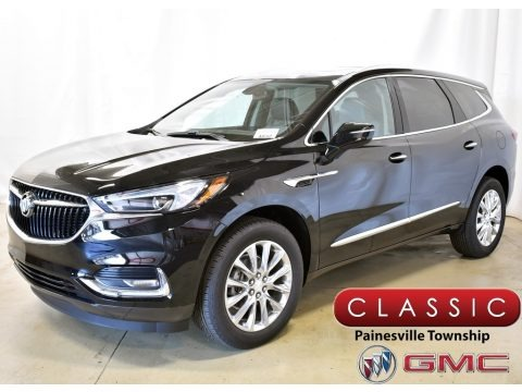 Ebony Twilight Metallic 2019 Buick Enclave Essence