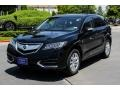 Acura RDX Technology Crystal Black Pearl photo #3