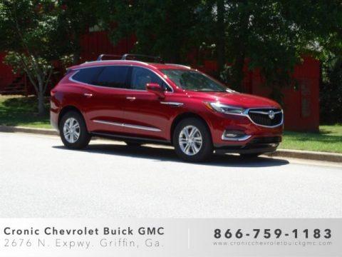Red Quartz Tintcoat 2019 Buick Enclave Premium