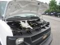 Chevrolet Express 2500 Cargo WT Summit White photo #48