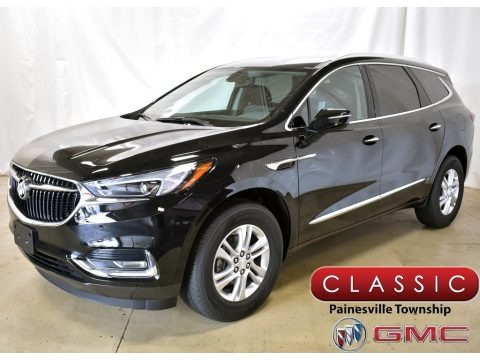 Ebony Twilight Metallic 2019 Buick Enclave Preferred