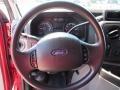 Ford E Series Van E250 Cargo Vermillion Red photo #26