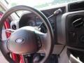 Ford E Series Van E250 Cargo Vermillion Red photo #30