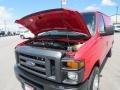Ford E Series Van E250 Cargo Vermillion Red photo #45