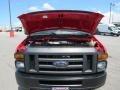 Ford E Series Van E250 Cargo Vermillion Red photo #46