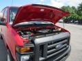 Ford E Series Van E250 Cargo Vermillion Red photo #47
