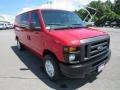 Ford E Series Van E250 Cargo Vermillion Red photo #58