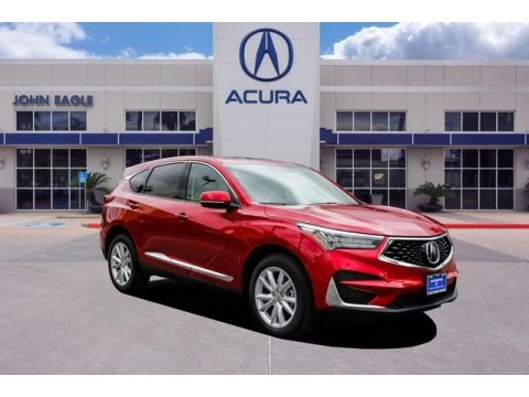 Performance Red Pearl 2020 Acura RDX FWD