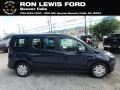 Ford Transit Connect XL Passenger Wagon Dark Blue photo #1