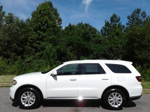 White Knuckle 2019 Dodge Durango SXT