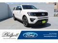 Ford Expedition Limited Max White Platinum Metallic Tri-Coat photo #1