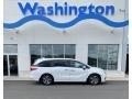 Honda Odyssey Touring White Diamond Pearl photo #1
