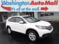 Honda CR-V EX 4WD White Diamond Pearl photo #1