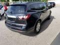 Chevrolet Traverse LT AWD Black Granite Metallic photo #8