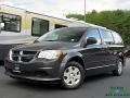 Dodge Grand Caravan Express Dark Charcoal Pearl photo #1