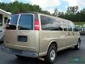 Chevrolet Express LT 3500 Extended Passenger Van Sandstone Metallic photo #5