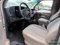 Chevrolet Express LT 3500 Extended Passenger Van Sandstone Metallic photo #27