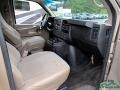 Chevrolet Express LT 3500 Extended Passenger Van Sandstone Metallic photo #28