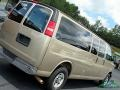 Chevrolet Express LT 3500 Extended Passenger Van Sandstone Metallic photo #31