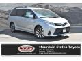Toyota Sienna LE AWD Celestial Silver Metallic photo #1