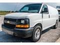 Chevrolet Express 2500 Work Van Summit White photo #16