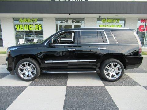 Black Raven 2018 Cadillac Escalade Luxury 4WD