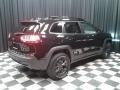 Jeep Cherokee Upland 4x4 Diamond Black Crystal Pearl photo #6